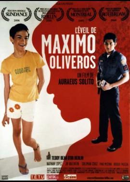 affiche du film EVEIL DE MAXIMO OLIVEROS (L')