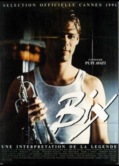 affiche du film BIX