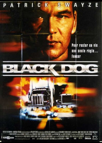 affiche du film BLACK DOG