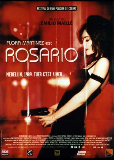 ROSARIO TIJERAS movie poster