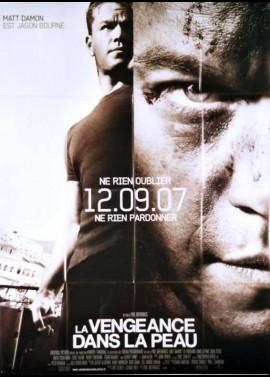 affiche du film VENGEANCE DANS LA PEAU (LA)