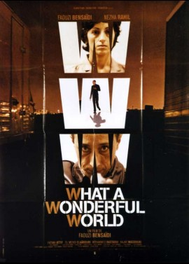 WWW:WHAT A WONDERFUL WORLD movie poster