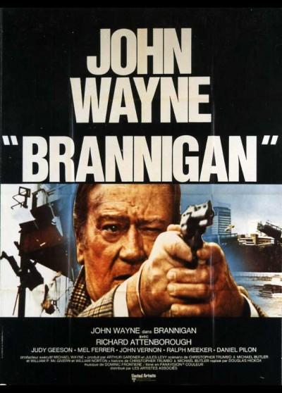 BRANNIGAN movie poster