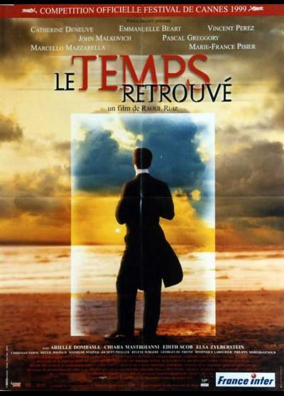 TEMPS RETROUVE (LE) movie poster