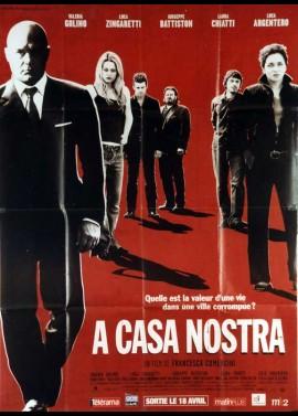 A CASA NOSTRA movie poster