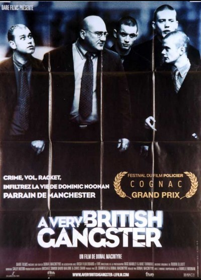A VERY BRITISH GANGSTER movie poster