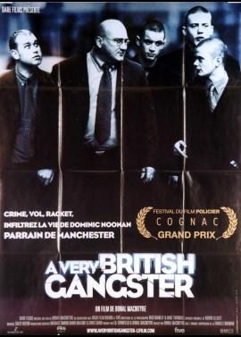 affiche du film A VERY BRITISH GANGSTER