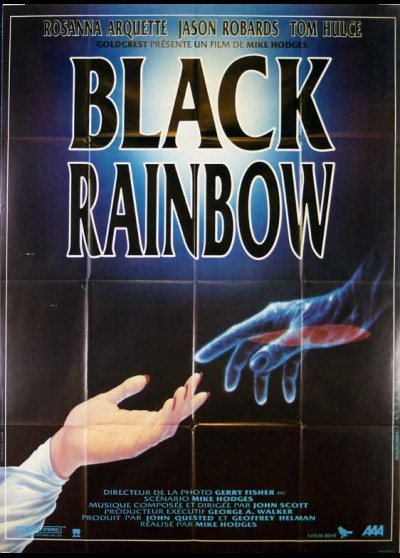 affiche du film BLACK RAINBOW