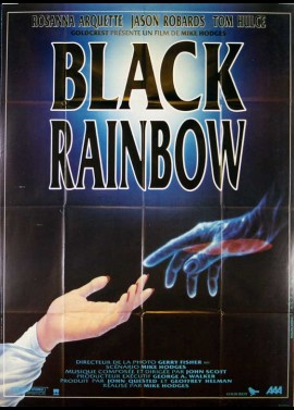 BLACK RAINBOW movie poster