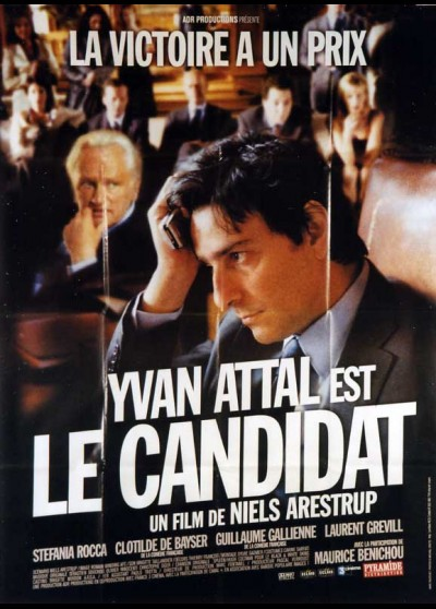 CANDIDAT (LE) movie poster