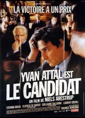 affiche du film CANDIDAT (LE)