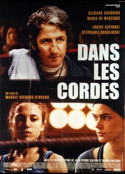 DANS LES CORDES movie poster