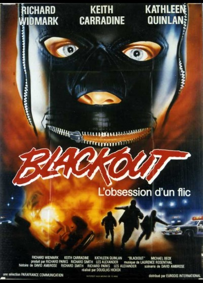 affiche du film BLACKOUT