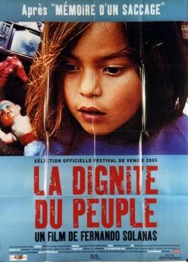 DIGNIDAD DE LOS NADIES (LA) movie poster