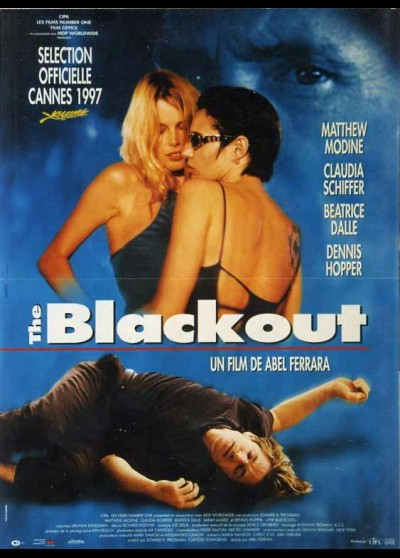 BLACKOUT (THE) movie poster