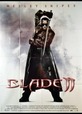 affiche du film BLADE 2