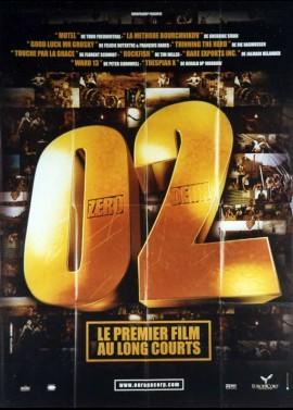 affiche du film ZERO DEUX