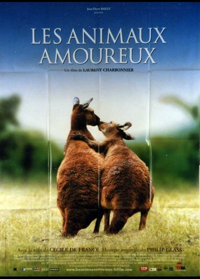 ANIMAUX AMOUREUX (LES) movie poster