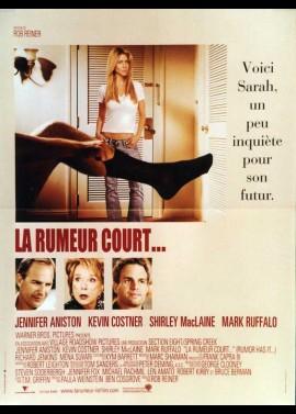 affiche du film RUMEUR COURT (LA)
