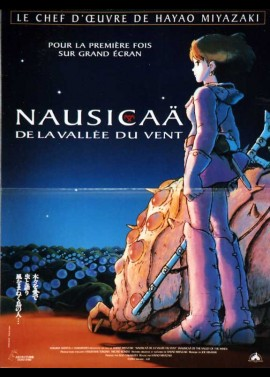 KAZE NO TANI NO NAUSHIKA movie poster