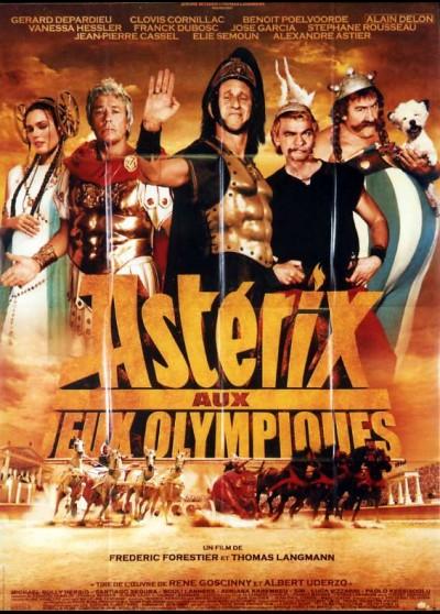ASTERIX AUX JEUX OLYMPIQUES movie poster