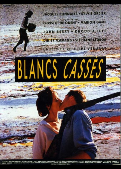BLANCS CASSES movie poster