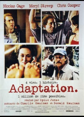 affiche du film ADAPTATION
