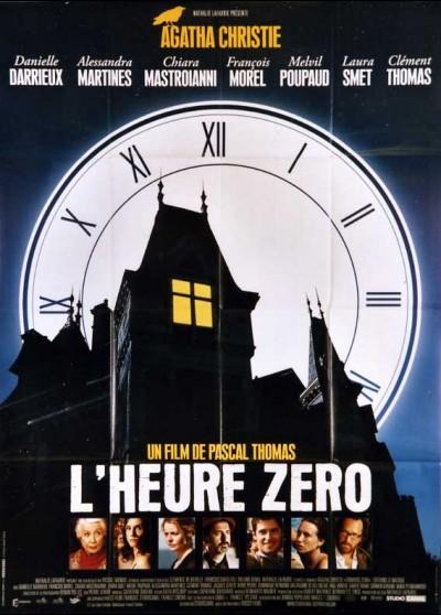 affiche du film HEURE ZERO (L')