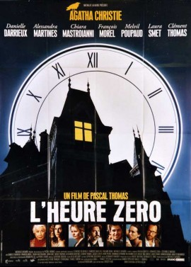 HEURE ZERO (L') movie poster