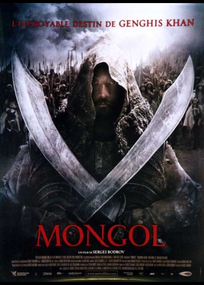 MONGOL movie poster