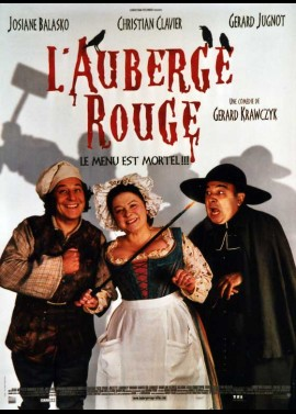 AUBERGE ROUGE (L') movie poster