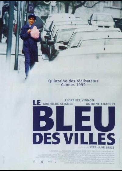 BLEU DES VILLES (LE) movie poster