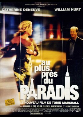 AU PLUS PRES DU PARADIS movie poster