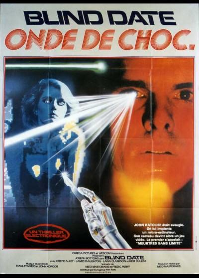 affiche du film BLIND DATE ONDE DE CHOC