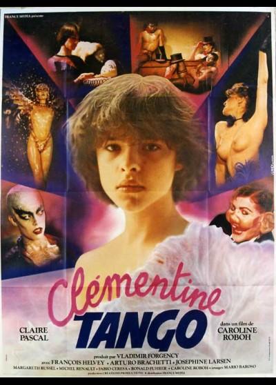 affiche du film CLEMENTINE TANGO