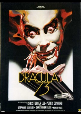 DRACULA A.D 72 movie poster