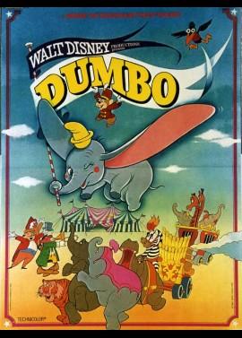 affiche du film DUMBO