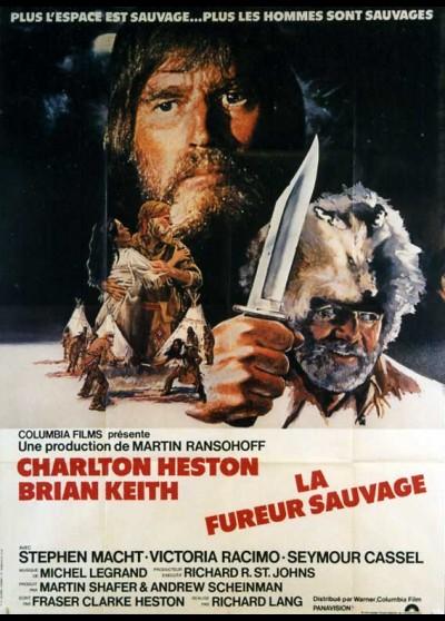 MOUNTAIN MEN (THE) movie poster