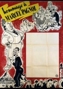 HOMMAGE A MARCEL PAGNOL movie poster