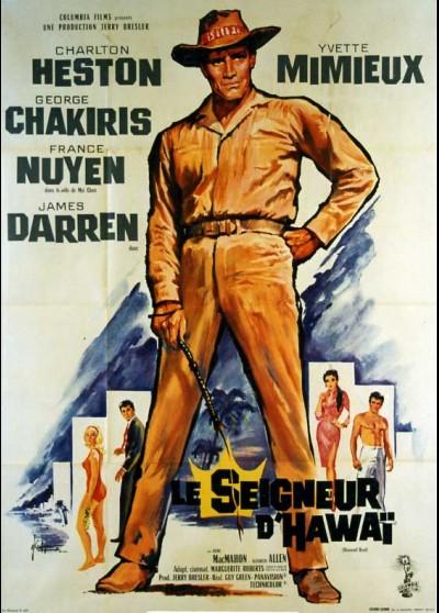 affiche du film SEIGNEUR D'HAWAI (LE)