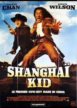 affiche du film SHANGHAI KID