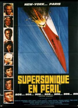 SST DEATH FLIGHT movie poster
