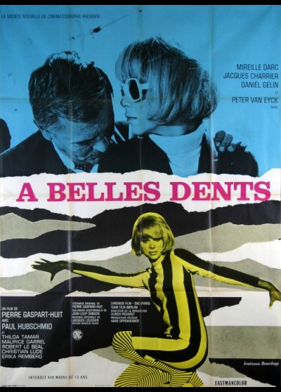 A BELLES DENTS movie poster