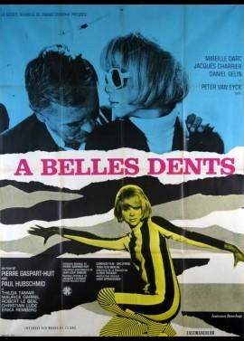 A BELLES DENTS movie poster