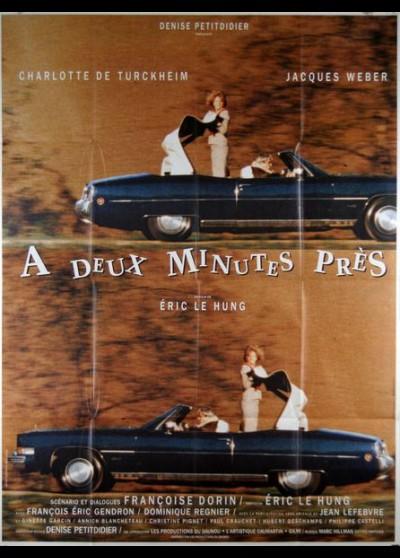 A DEUX MINUTES PRES movie poster