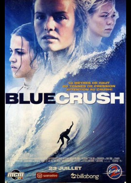 affiche du film BLUE CRUSH
