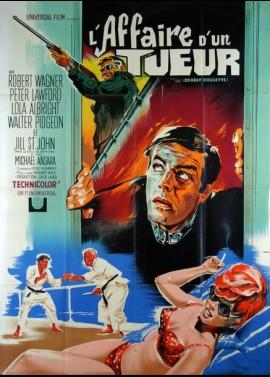 affiche du film AFFAIRE D'UN TUEUR (L')