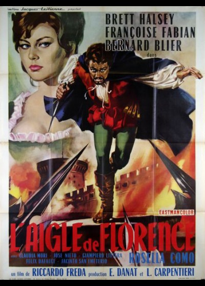 MAGNIFICO AVVENTURIERO (IL) movie poster