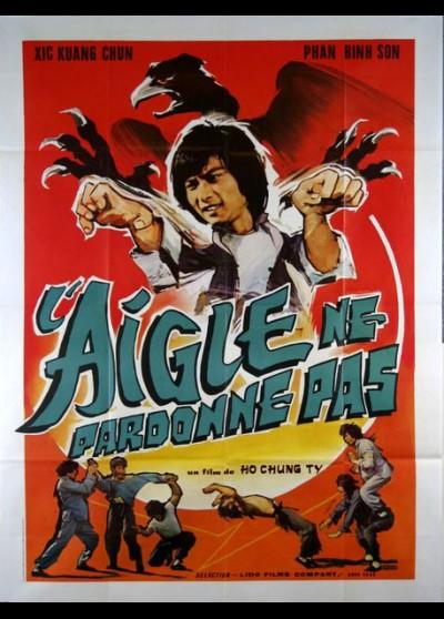 AIGLE NE PARDONNE PAS (L') movie poster