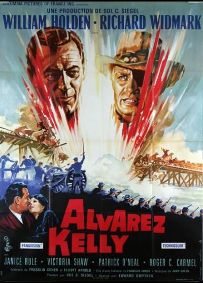 affiche du film ALVAREZ KELLY